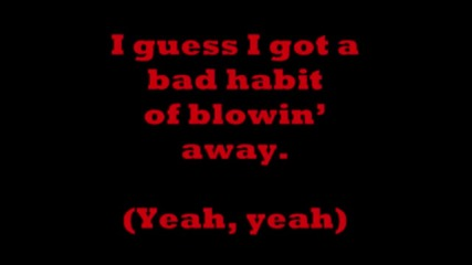The Offspring - Bad Habit (lyrics)