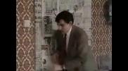 Mr.Bean - Боядисва
