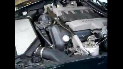 Aston Martin Vanquish Engine Sound