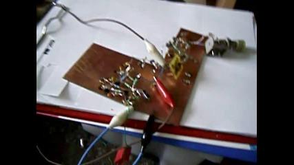 Броячен Fm радиоприемник 88 - 108mhz