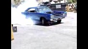 1969 Dodge Super Bee - Burnout