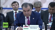 Russia: Central Asian SCO members discuss priorities at Ufa summit