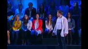 Ледников период . Финал 27.12.2014 - Альона Тойминцева, Албена Денкова и Максим Стависки