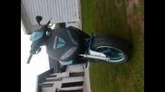 Jonway 50cc 4t