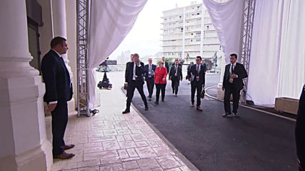 France: G7 leaders arrive for second day of summit in Biarritz