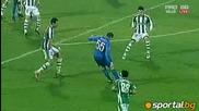 8.12.2010 Левски - Берое 1 : 0 Мач от 1/8 за Купата на България