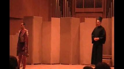 Луд Гидия - Поп Матей и Осман Бей