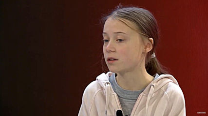 Switzerland: 'Nothing has been done' about climate crisis - Greta Thunberg at Davos