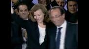 """Френската първа дама обеща да бъде по-благоразумна, когато пише в """"Туитър"""""""