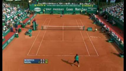 Nadal Berdych Monte Carlo