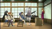 Eng Sub Kono Aozora Ni Yakusoku Wo Епизод 13 Високо Качество