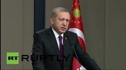 Турция: Мирният процес с ПКК е невъзможен