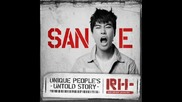Б Г Превод ! San E ft. Bee - I Wish You Can Be Unhappy [ H Q Audio ]