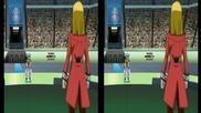 Beyblade Hell Kerbecs vs Gravity Destroyer