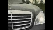 The Mercedes S600 Pullman Guard W221