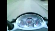 Aprilia Leonardo St 150, 0-100km/h