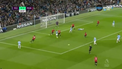 Манчестър Сити - Манчестър Юнайтед 1:2 /репортаж/