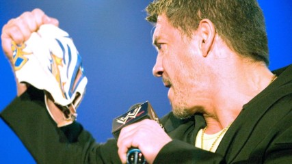 5 Superstars who unmasked Rey Mysterio: WWE List This!