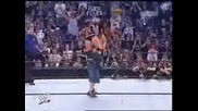 John Cena Печели Първият Си Wwe Шампионат