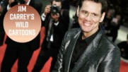 Jim Carrey: The Political Cartoonist?!