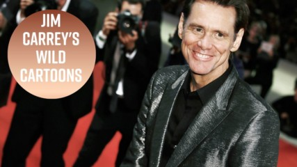 Jim Carrey: The Political Cartoonist?!