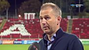 Йорданеску: Видях много позитивни неща, знам какво да направя в ЦСКА