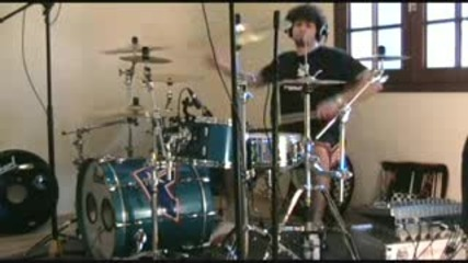 Down (blink 182) - Drumming