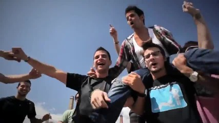 2015! Giorgos Tsalikis - Panikos ( Official Video)