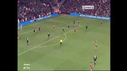 Liverpool 1-1 Oldham Athletic ( Bellamy )