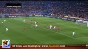 21.06.2010 Испания - Хондурас 2:0 Всички голове и положения - Мондиал 2010 Юар