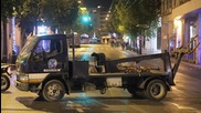 Greece: Bomb rocks central Athens, no injuries reported