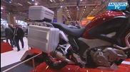 Honda Crosstourer Salon de la moto 2011 Paris