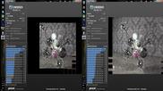 Cinebench R11.5 - Amd Fx-6100: 3.3ghz vs. 4.5ghz