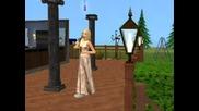 Christina Aguilera - Hurt - Sims 2