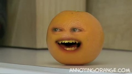 Досадния портокал и домата (много Смях)