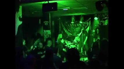 Scapegoat (bgr) Live at The Box Pt.4