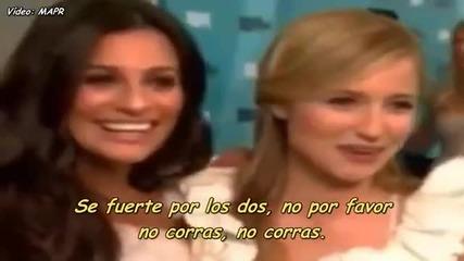 Превод Lea Michele - Battlefield