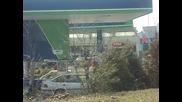 протест за горивата във Стара Загора - 5