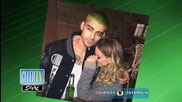Zayn Malik's New Green Do