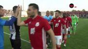 Люпко Петрович гледа дербито между Локо Пд и ЦСКА