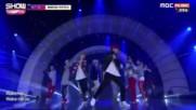 345.0301-3 Nct 127 - Limitless, [mbc Music] Show Champion E218 (010317)