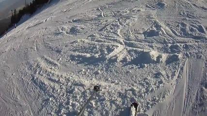 Спускане по Витошко лале