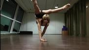 Страхотен контрол на тялото - Haley Viloria