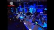 """Music Idol 2: Водещите Иван и Андрей Пеят """"Кен Лий"""" 14.04.2008 *HQ*"""