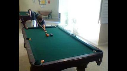 Billiard Trick Shots