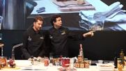 David Bisbal Show Cooking Sabores Almeria