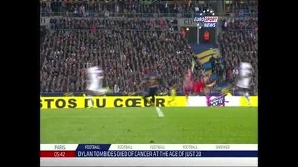 ПСЖ спечели Купата на лигата