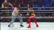 Goldust & Kofi Kingston vs. Luke Harper & Erick Rowan: Wwe Main Event, June 3, 2014