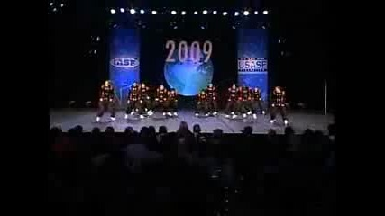 Ecb Street Elite - Senior Hip Hop Worlds 2009
