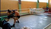 Боксьор срещу Културист